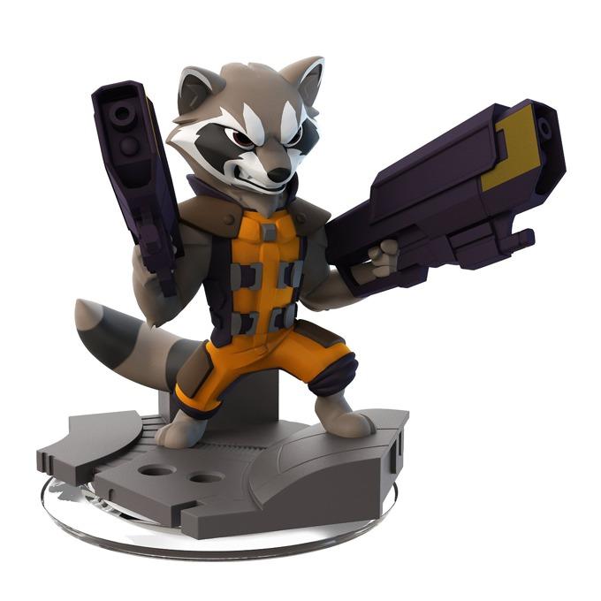 Disney Infinity 2.0: Rocket Raccoon product