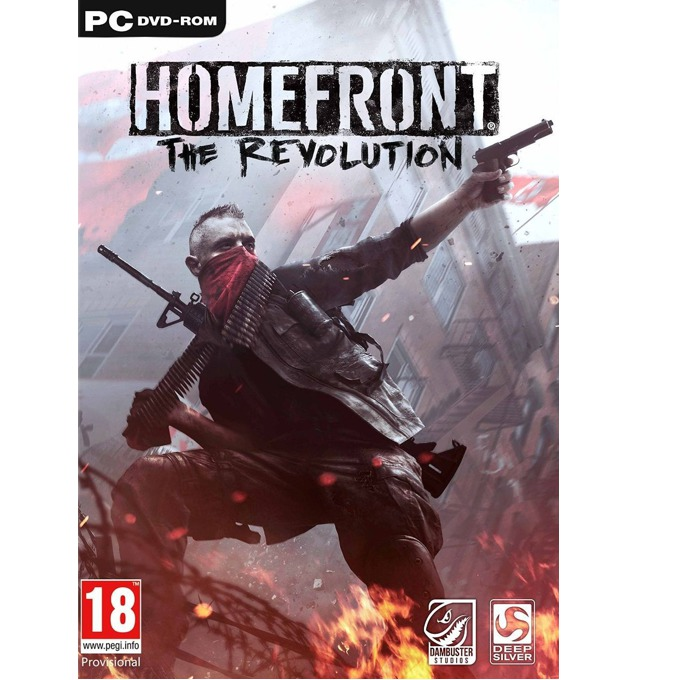 Homefront: The Revolution, за PC image