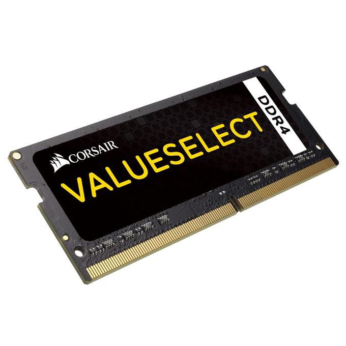 Памет 16GB DDR4 2133MHz, SO-DIMM, Corsair CMSO16GX4M1A2133C15, 1.2V image