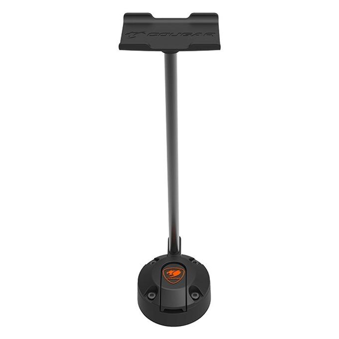 Стойка за слушалки, Cougar Gaming Bunker-S, с вакуум, черна image
