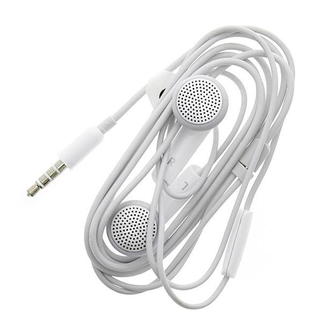 Слушалки Huawei Headset Dolby, микрофон, бял, булк image