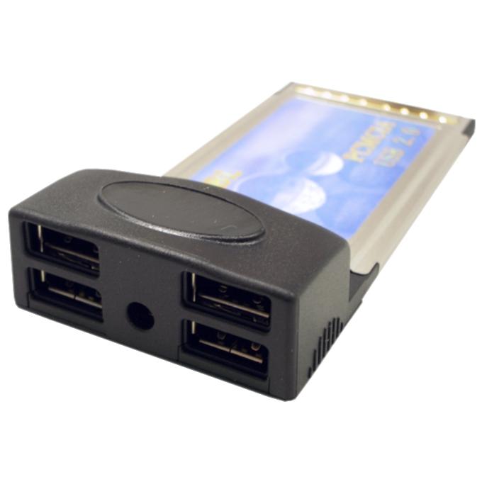 Adapter PCMCIA към USB2.0 image