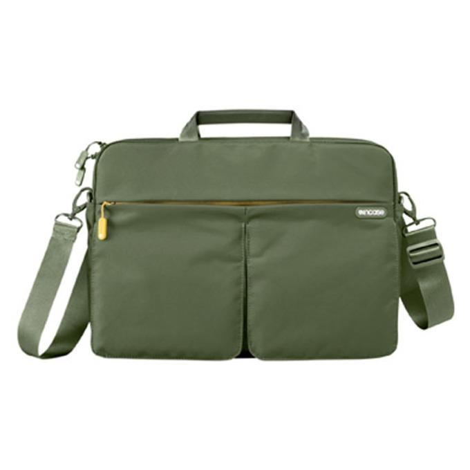 "Чанта за лаптоп Incase Nylon Sling Sleeve до 15.4"", черна, водоустойчива image"