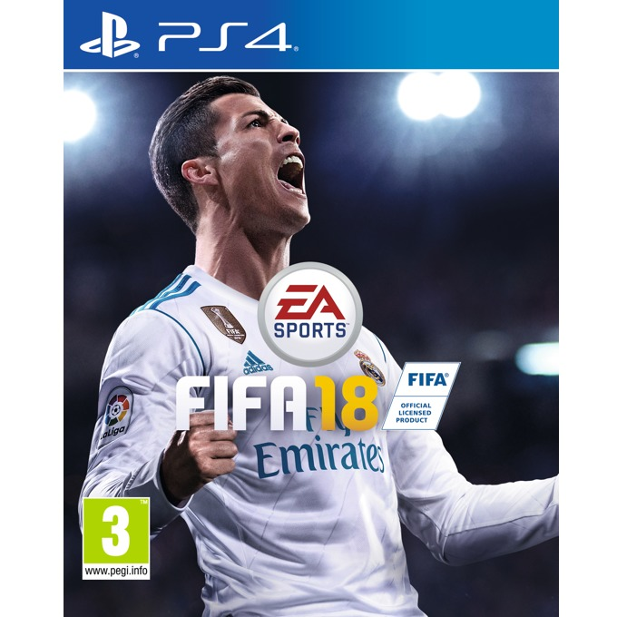 FIFA 18 (PS4) product