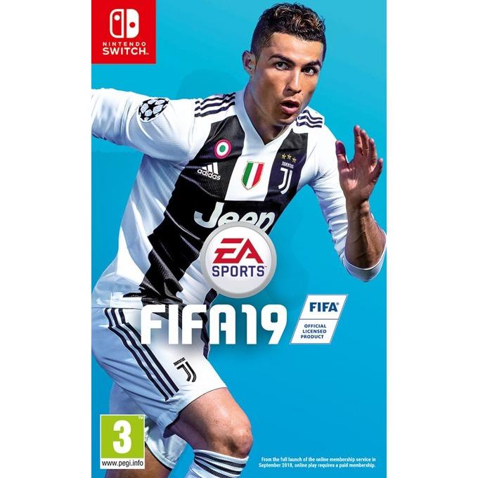 Игра за конзола FIFA 19, за Nintendo Switch image