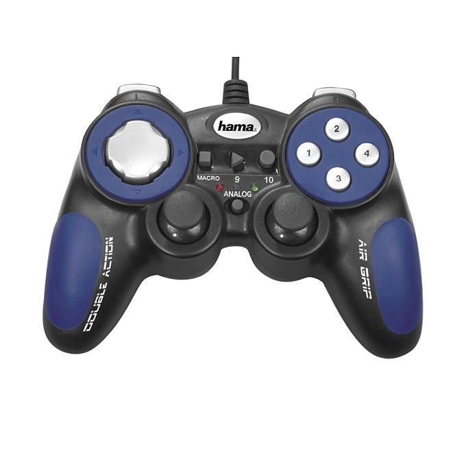HAMA Double Action AirGrip PC Gamepad Driver