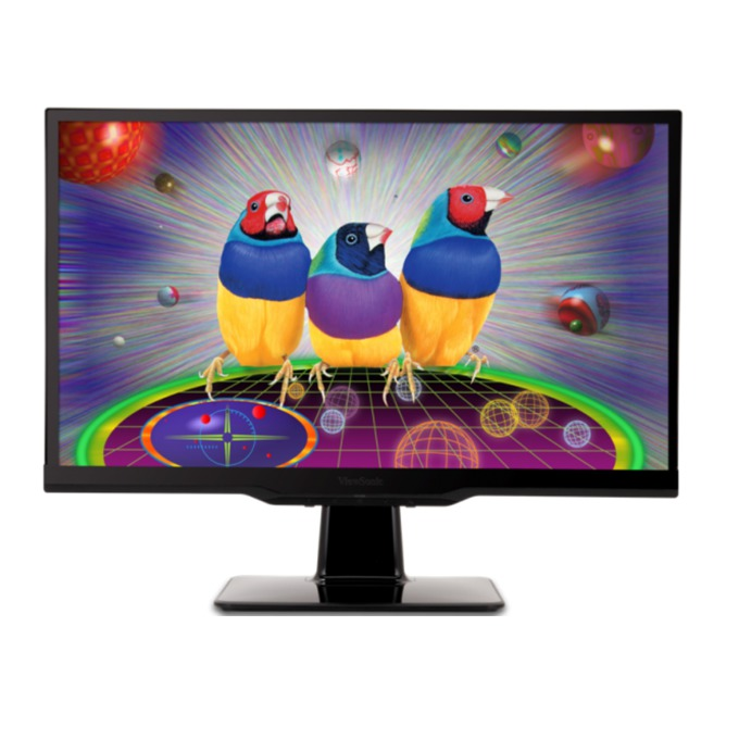 """Монитор 22"""" (55.88 cm) Viewsonic VX2263Smhl, IPS панел, FULL HD LED, 2ms, 50 000 000:1, 250 cd/m2, HDMI (MHL) image"""