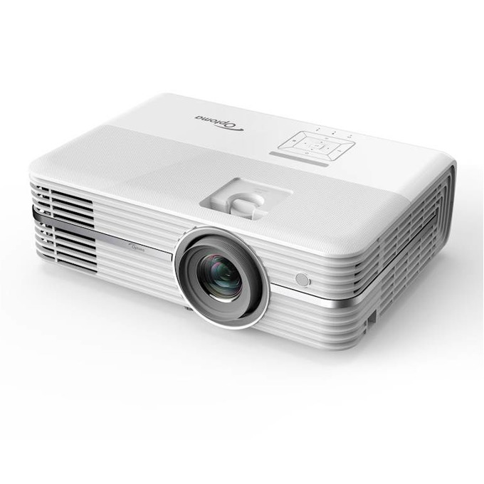 Проектор Optoma UHD40, DLP, UHD 4K (3840x2160), 500 000:1, 2400 lm, 2x HDMI, VGA image