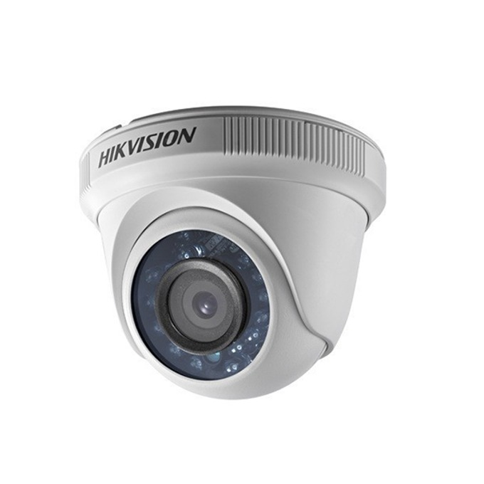 IP камера Hikvision DS-2CD1343G0-I, куполна камера, 4MP (2560×1440@20fps), 2.8 mm/4 mm/6 mm обектив, H.265+, H.265, H.264+, H.264, IR осветление (до 30m), външна IP67, PoE, RJ-45 image