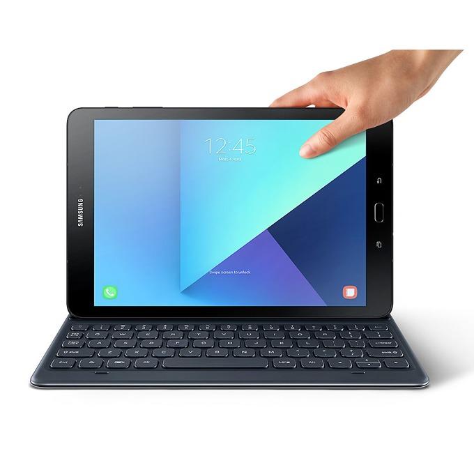 Samsung Book Cover Keyboard Tab S3 Dark Gray