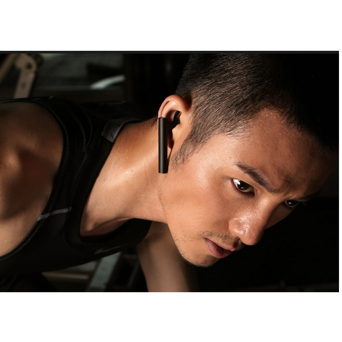 Слушалка Xiaomi Mi Black, Bluetooth V4.1, черна image