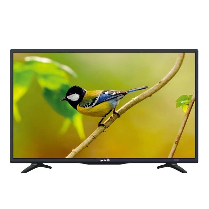 "Телевизор Arielli LED32DN5S2, 32"" (81 cm) LED, HD READY, DVB-T2,DVB-C,DVB-S2, 3x HDMI, 1x USB, черен image"