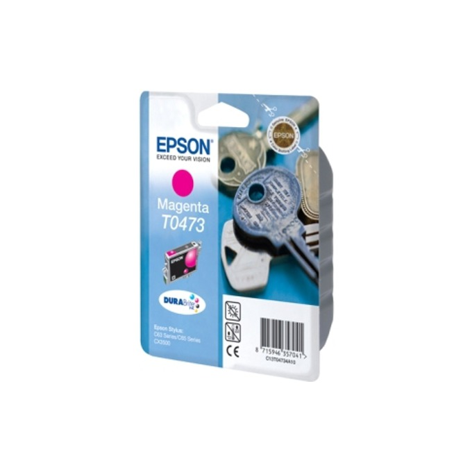 ГЛАВА ЗА EPSON STYLUS C 63/C83/CX 6300 - Magenta - P№ C13T04734A10 image