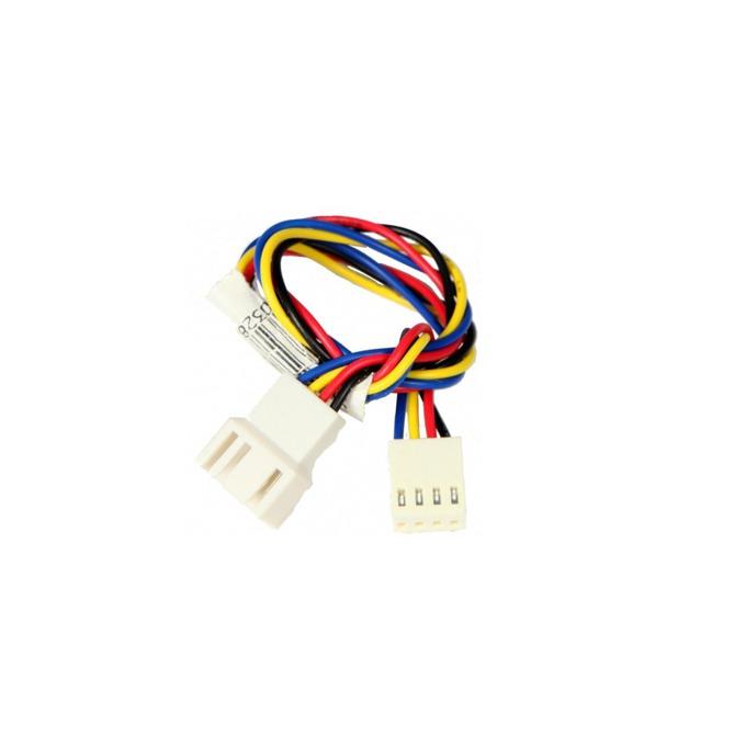 Захранващ кабел SuperMicro CBL-0296L 4pin(м) към 4pin(ж), 0.2m image
