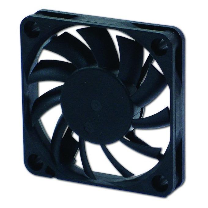 Вентилатор 60мм, EverCool EC6010M12BA, 2Ball 4000rpm image