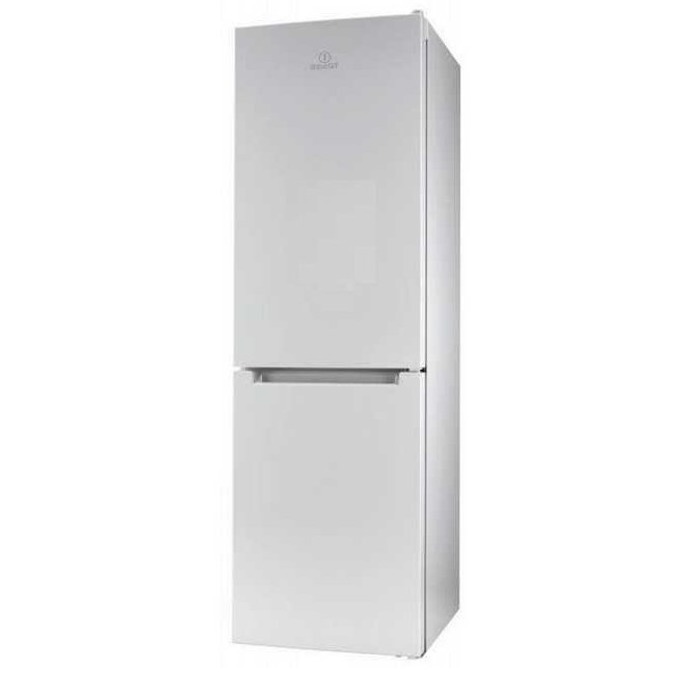 Хладилник с фризер Indesit LR7 S1 W, клас А+, 307 л. общ обем, свободностоящ, 297 kWh/годишно LED осветление, бял image