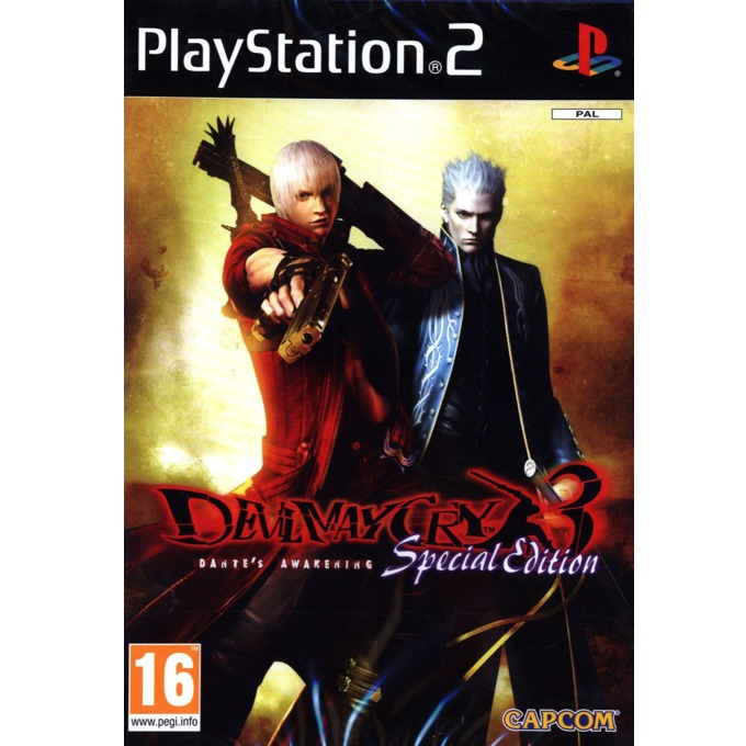 Игра за конзола Devil May Cry 3: Special Edition, за PS2 image