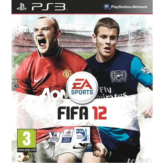 Игра за конзола FIFA 12, за PlayStation 3  image