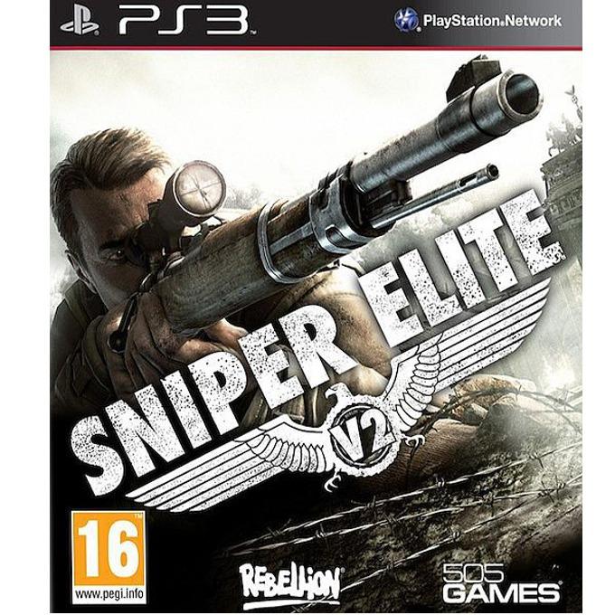 Игра за конзола Sniper Elite V2, за PS3 image