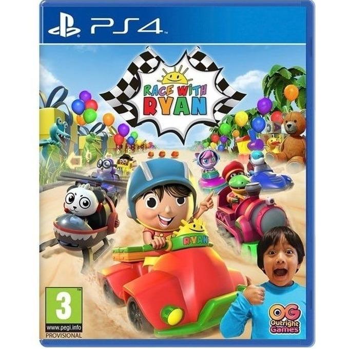Игра за конзола Race with Ryan, за PS4 image