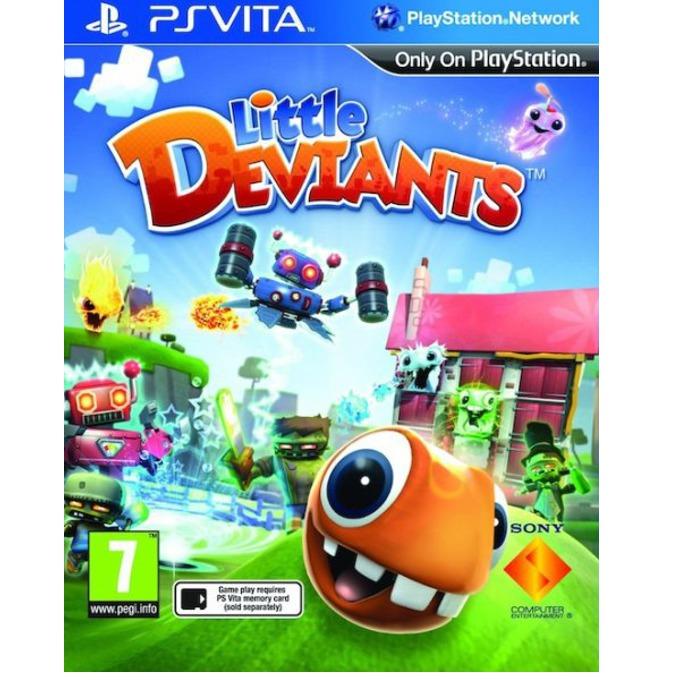 Игра за конзола Little Deviants, за PSVITA image