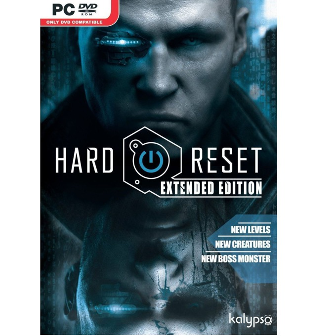 Игра Hard Reset - Extended Edition, за PC image