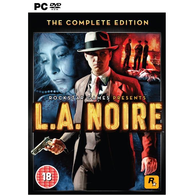 Игра L.A. Noire Complete Edition, за PC image