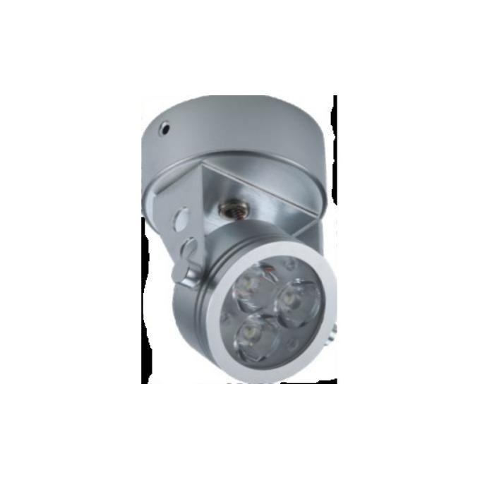LED спот ORAX LCL-KDR42009-WW-BK