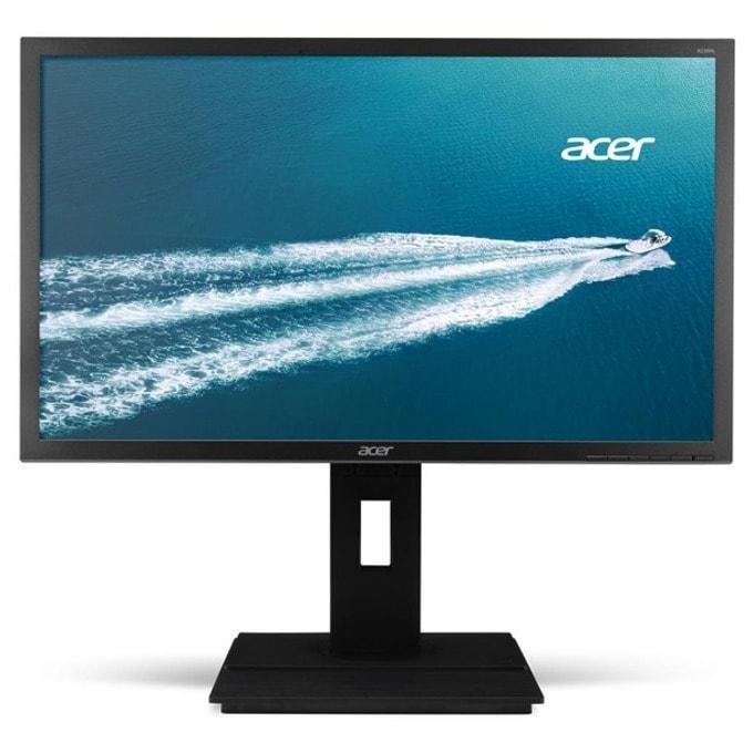 """Монитор 19.5"""" (49.53 cm) Acer V206HQLAb, HD+ LED, 5ms, 100 000 000:1, 200cd/m2, черен image"""