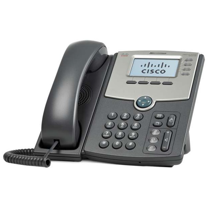 VoIP Телефон, Cisco SPA514G, Gig Ethernet, 4 линии image