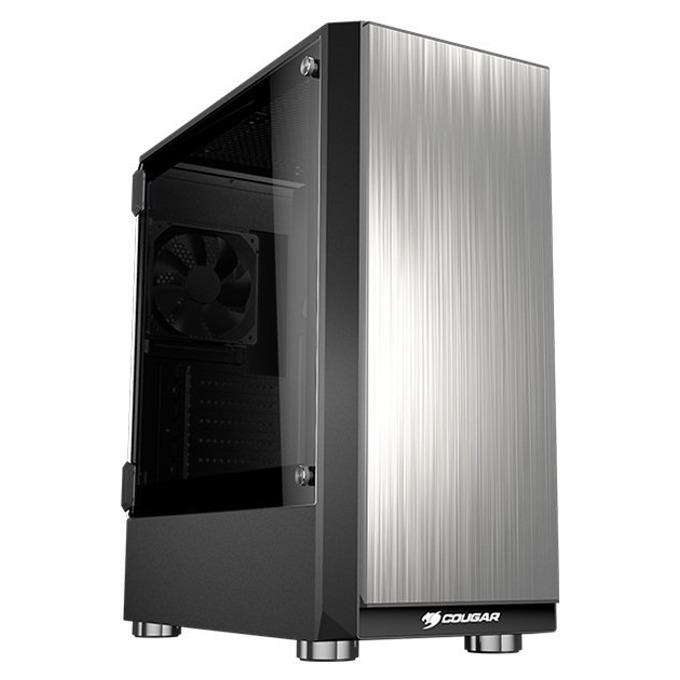 Кутия Cougar Trofeo, E-ATX/ATX/mATX/Mini-ITX, 2x USB 3.0, страничен прозорец от закалено стъкло, черна, без захранване image