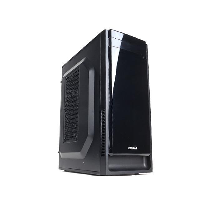 Кутия Zalman ZM-T2 Plus, Micro ATX/Mini ITX, USB3.0, черна, без захранване image