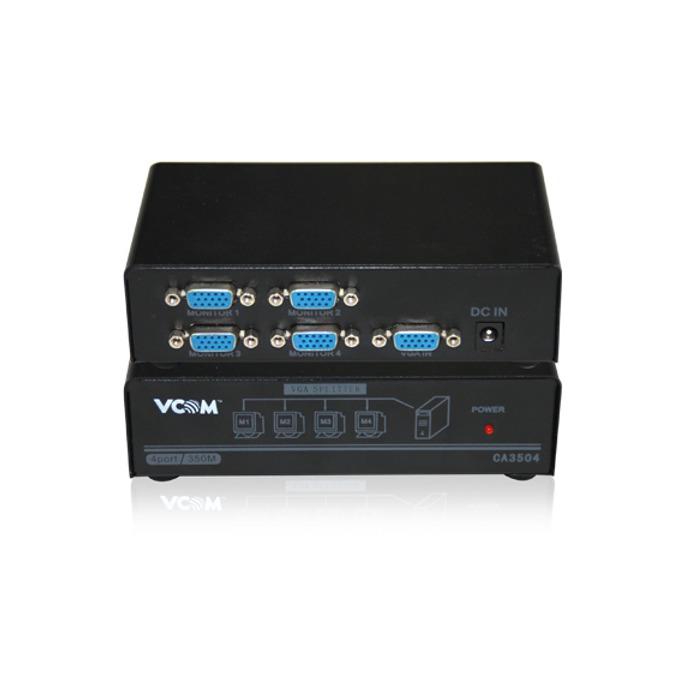 VCom DD134 splitter
