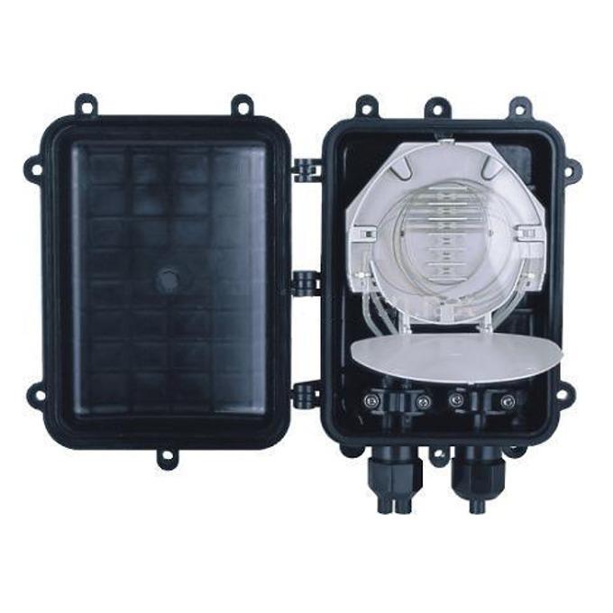 Муфа SeaMAX GPJ-02VM, 12 оптични влакна, 2 кръгли порта, подземно или директно полагане image