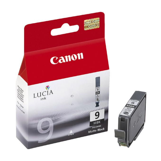 ГЛАВА CANON PIXMA PRO 9500 - Matte black ink tank - PGI-9MB - заб.: 14ml. image