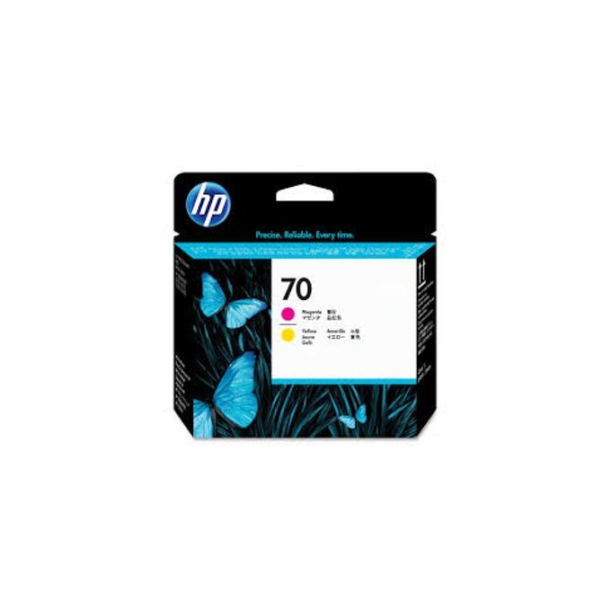 ГЛАВА HP Photosmart Pro B9180 Professional Photo Printer - Magenta and Yellow Printhead - P№ C9406A image