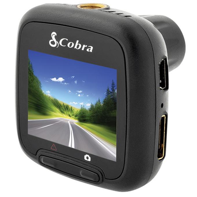 "Видеорегистратор Cobra CDR 820E, камера за автомобил, Full HD, 1.5"" (3.81 cm) LCD дисплей, micro SD Card слот, USB image"