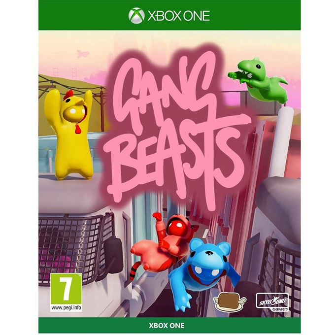 Gang Beasts Xbox One product