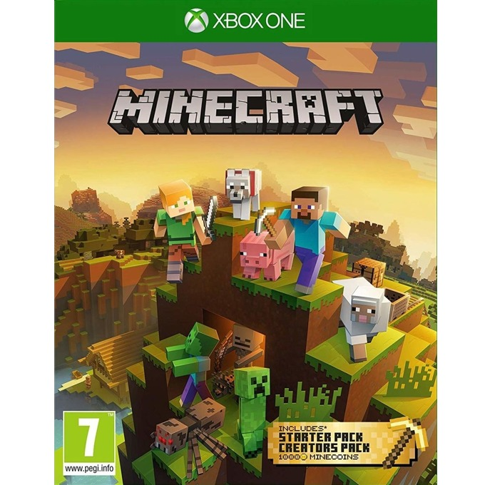 Minecraft Master Collection, за Xbox One image
