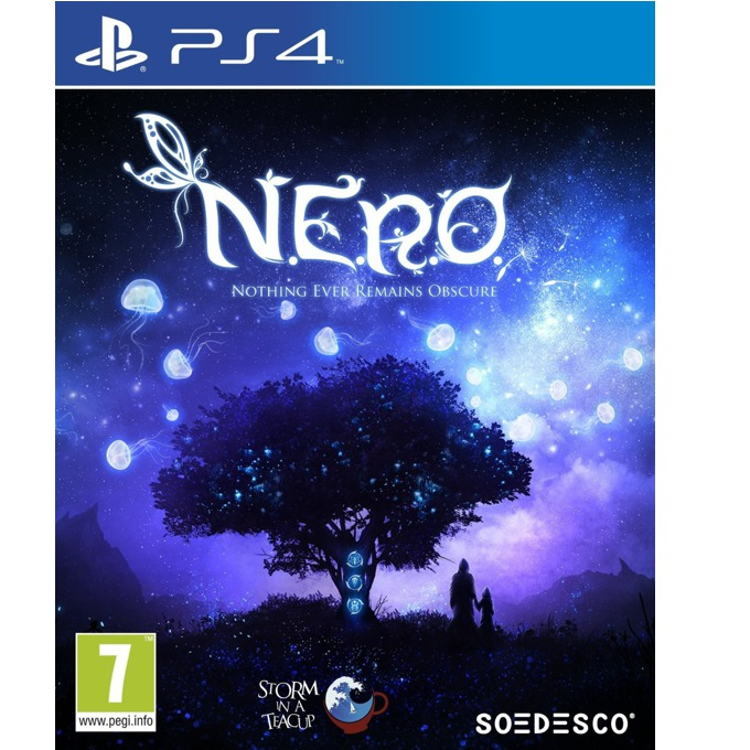 Игра за конзола N.E.R.O.: Nothing Ever Remains Obscure, за PS4 image