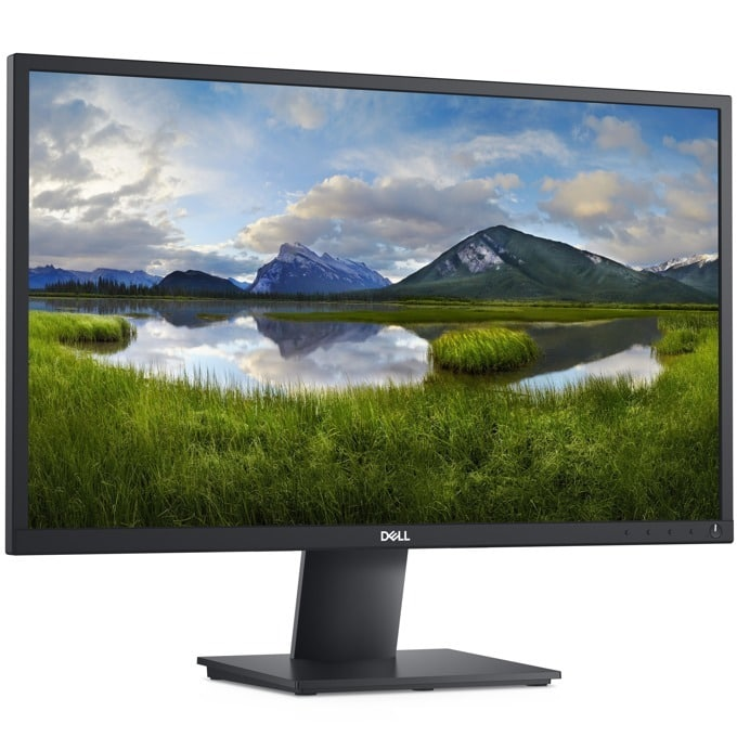 Монитор Dell E2421HN, 23.8 (60.45 cm) IPS панел, Full HD, 5ms, 1 000:1, 250cd/m2, HDMI, VGA image