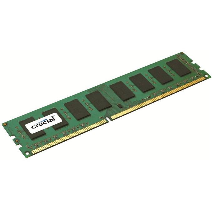 Памет 4GB DDR3L 1600MHz, Crucial CT51264BD160BJ, 1.35V image
