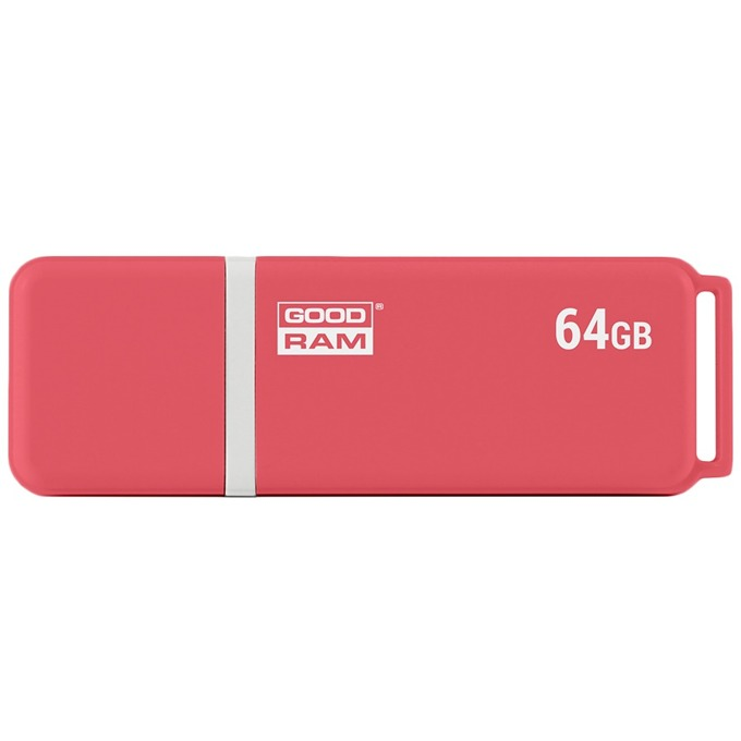 64GB USB Flash Drive, Goodram UMO 2, USB 2.0, оранжева image