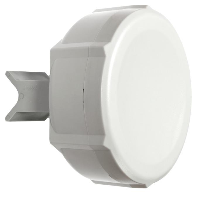 Точка за достъп MikroTik SXT Lite2, 2.4GHz, Wireless N, 10dBi antenna, 500mW, 1 x 10/100 Ethernet Port image