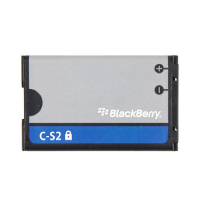 Батерия (оригинална) BlackBerry C-S2 за BlackBerry 7100g/7100r/7100i/7100t/7100v/7100x, 7130g/7130v, 8300 Curve/8310 Curve, 8330, 8520 Curve, 8530 Curve, 8700f, 8700g, 8700r, 8700v, 8707g, 8707v, Curve 3G 9300, 1150mAh/3.7V, Bulk image