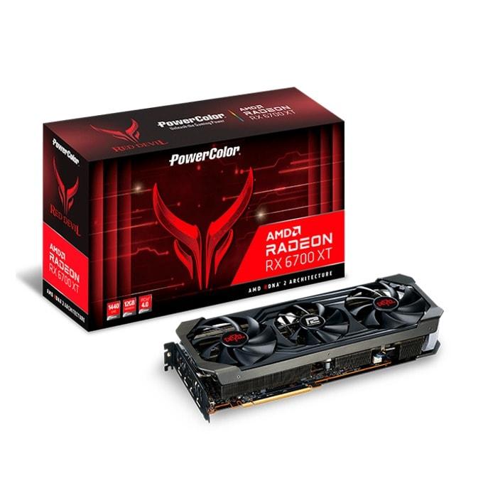 PowerColor AXRX 6700XT 12GBD6-3DHE/OC