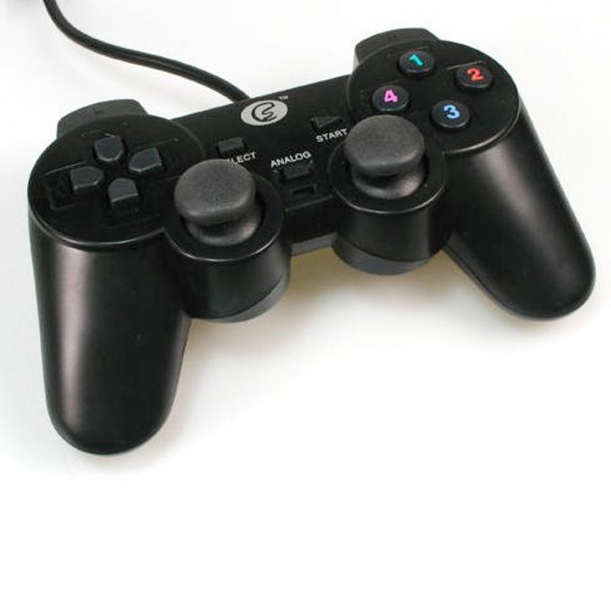 Геймпад Shocks Joystick (13004), съвместим с PC, USB image