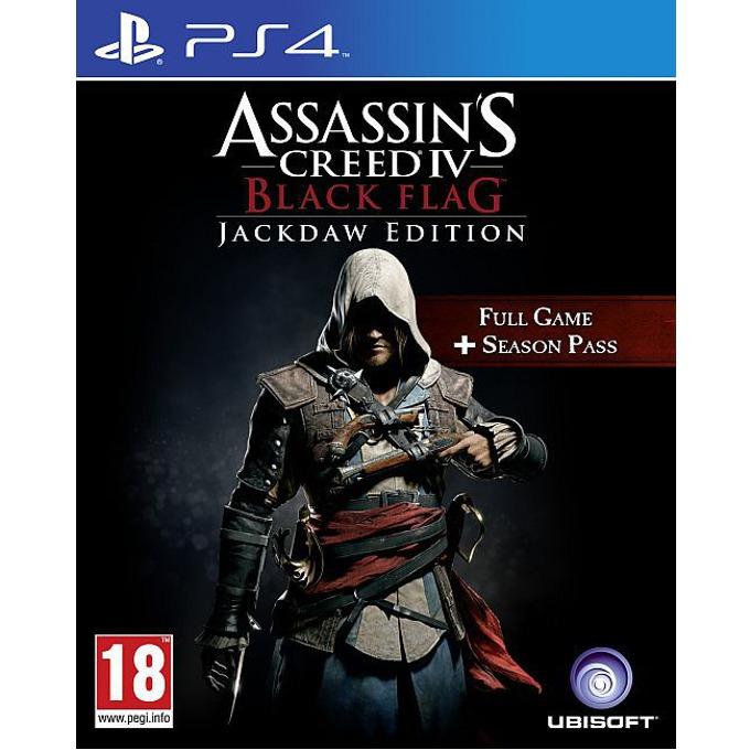 Assassin's Creed IV: Black Flag Jackdaw Edition, за PlayStation 4 image