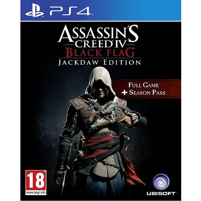 Игра за конзола Assassin's Creed IV: Black Flag Jackdaw Edition, за PlayStation 4 image