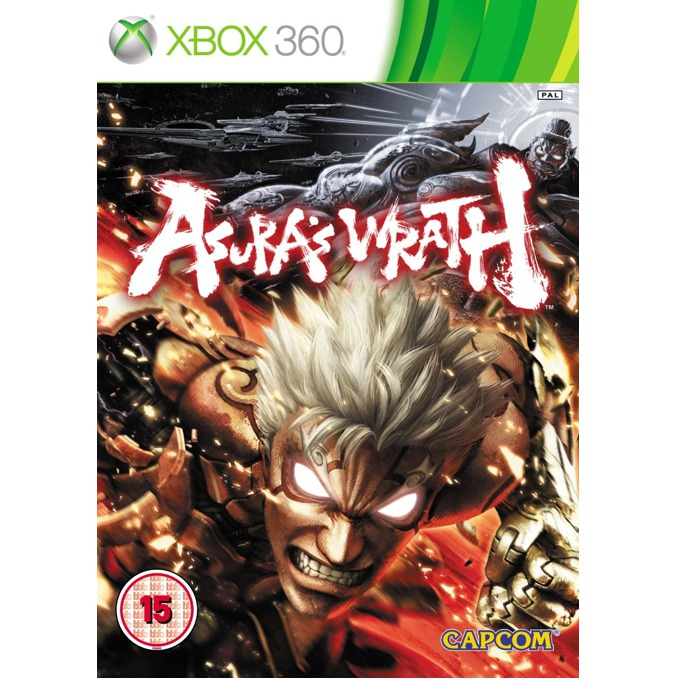 Asuras Wrath, за Xbox 360 image